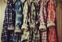 Back to School Flannel / Show off your lumberjack style with these fall outfit inspirations full of plaid!