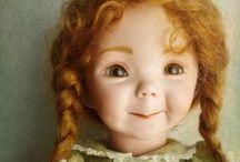 Doll / Nukke / Nukke, mollamaija, vahanukke..