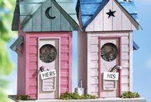 Ulkohuussi / Outhouse / Ulkohuussi