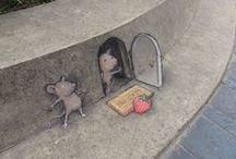 Street Art / katutaidetta