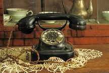Telephone /  Puhelin