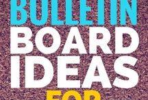 Class Bulletin Boards İdeas