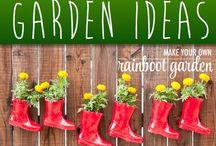 Garden İdeas