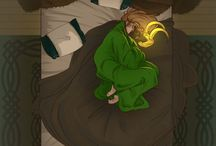 Fan art / Harry Potter, Marvel, Sherlock, Lord of the Rings, Supernatural, Disney etc..