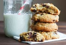 Cookies and Biscuits / From chewy chocolate chip cookies to crumbly shortbread biscuits this board covers all the bases! My favourites are the amaretti cookies and the rolo stuffed cookies!!