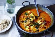 Curry Mania / Curries for everyone, from all countries and regions - hot, mild, creamy, saucy, dry. I love them all!
