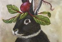 ~~easter bunny~easter eggs~~