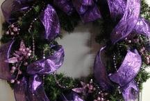 Wreaths / by Brenda van E
