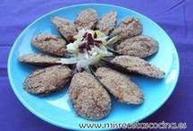 Pescado Thermomix / Recetas de pescado preparadas con la thermomix del blog Mis Recetas de Cocina Thermomix www.misrecetascocina.es / by Mis Recetas Cocina