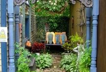 gardens / by Amanda L