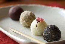 Japanese sweets / by XIN LER