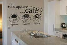 Ideas Decoracion Cocina / Recopilación de ideas para decorar la cocina.  / by Mis Recetas Cocina