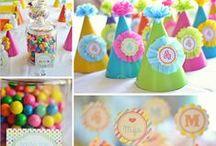 Party ideas & decorations / Buli otletek es dekor