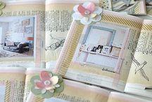 Book {Page} Art & Craft / by Elfenkrokus