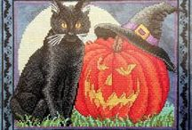 cross stitch halloween / by heather hobson