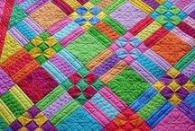 Quilting - Easy quilt patterns / Simple designs for quilts