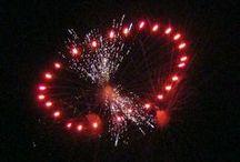 pyrotechnics...WhooHoooo