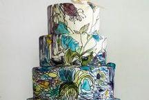 Cake Inspiration / Beautiful wedding cakes