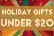 Holiday Gifts Under $20 / Looking for the perfect gift from Tortuga Rum Cakes? Check out these gifts under $20 your loved ones - and your wallet - will love this holiday season!