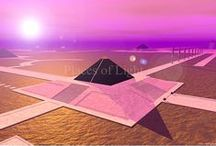 Visionary Art / Beautiful vistas and mystical fantasy art to expand the mind and comfort the soul