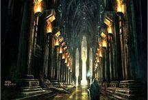 Églises fantasy