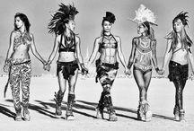 #WARRIORS - Burning man Fest