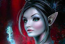 Elfes femmes