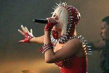 Lady Gaga The Fame era