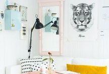 HOME SWEET HOME / Dans mes rêves... idées pour la maison