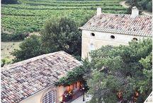 Lieux de Réception / Des lieux magiques pour un mariage champêtre, chic ou romantique en Provence...