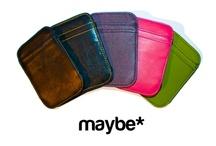 Minimal design wallets