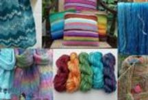 Willow Knits / We are a small family business based in Enfield, Middlesex. We offer a range of top-quality hand knitted scarves in a range of fashionable colours, unusual knitted cushions and a beautiful baby shawl. Whether you are looking for a special gift or a treat for yourself, we hope you will find it here