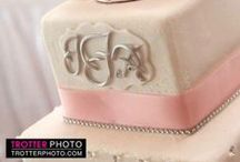 Cakes and Desserts / Wedding cakes and dessert bars we have the privilege of photographing and maybe ever tasting!
