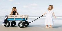 BEACH CART by The Beach People / Available now for your next seaside adventure. www.thebeachpeople.com.au