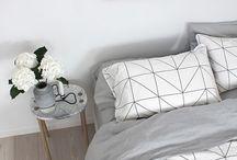Bedroom / bedroom decoration inspiration