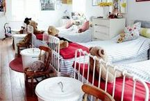 Toddler and kids linnen and room inspiration