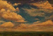 Landschaft / Alles was mit Land und Wolken zu tun hat.