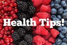 Great Health Tips!