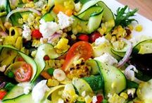 Veggie Noodle Salads