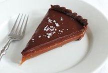 Gourmet Salted Desserts