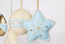 Karácsonyi szépségek textilből / karácsonyi díszek, apróságok, és ajándékok