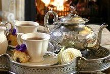 Tea idő :) / teás csészék, teás kancsók, kávés készletek, bögrék