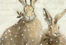 Régi karácsony / régi karácsonyi rajzok, képeslapok