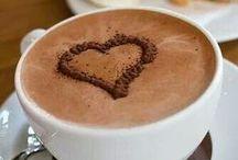 Kávé / kávé, tejeskávé, kávé különlegességek, forró csoki, kávéházi hangulatok