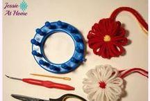 Random Fun / Random yarnie or craft fun that isn't necessarily knit or crochet.
