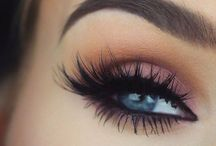 Beauty Dust. / Makeup Inspiration.  Always look your absolute best,you never know, you might have a date with destiny.