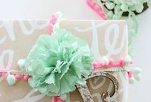 amazing wrapping / ideas & inspirations for gift wrapping