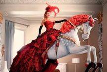 Mode in Action / Traumdarstellungen in der Mode