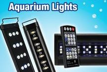 Aquarium Lights / Are you looking for Aquarium Lights? Here are some of the best in the industry. Aquarium Lighting is necessary to help your fish tank grow and flourish, especially when using live plants or corals.