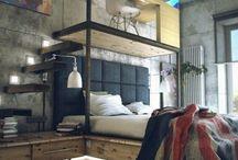 My bedroom Goals. / My bedroom inspiration.
